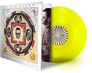タイム・テイクス・タイム(Yellow Color Vinyl)(完全生産限定盤) [Analog]