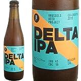 デルタ IPA 330ml ブラッセルズ・ビア・プロジェクト ベルギービール