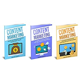 Make Money Online: 3 Manuscripts: Content Marketing for Beginners, Advanced Strategies, And Secrets That Will Maximize Your Online Profits by [Scott, David]