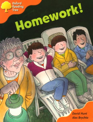 Oxford Reading Tree: Stage 6: More Storybooks C: Homeworkの詳細を見る