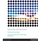 Statistics for Psychology, Pearson New International Edition