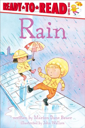 Rain (Weather Ready-to-Reads)の詳細を見る