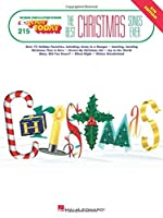 Best Christmas Songs Ever: E-Z Play Today Volume 215 (E-Z Play Today 215) [並行輸入品]
