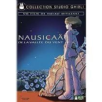 宮崎駿 風の谷にナウシカ フランス版DVD PAL リージョン2 国内製のDVDプレイヤーでは再生できないことがあります