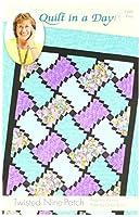 Eleanor Burns Patterns-Twisted Nine-Patch (並行輸入品)