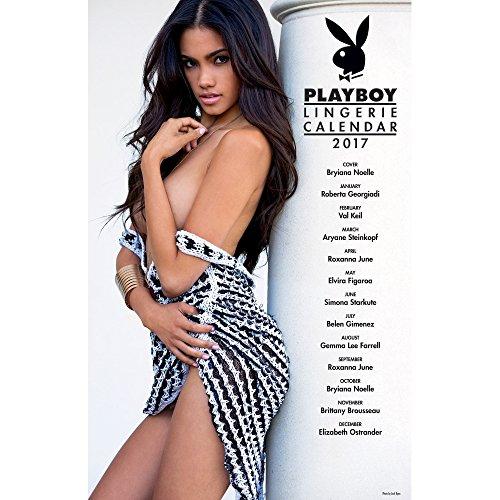 Playboy Lingerie 2017 Calendar