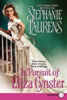 In Pursuit of Eliza Cynster (Cynster Sisters Trilogy)