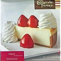 【冷凍便】THE CHEESECAKE FACTORY オリジナルチーズケーキ 1.81kg