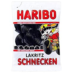 ハリボー グミ シュネッケン 100g