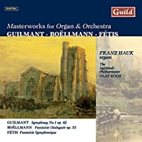Masterworks for Organ & Orchestra