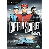 Captain Scarlet The Complete Collection [DVD] by Desmond Saunders