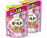 【まとめ買い】 ボールドジェル アロマティックフローラル&サボン 洗濯洗剤 液体 詰め替え 1260g×2個