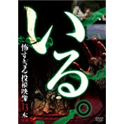 「いる。」~怖すぎる投稿映像13本~Vol.4 [DVD]