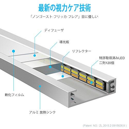 BYBLIGHT LEDデスクライト 面発光・目に優しい【無段階調光・4段階調色】 センサー式 USB充電ポート搭載電気スタンド 読書や勉強等に最適 (シルバー)
