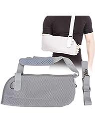 腕のスリング、調節可能な上腕装具、亜脱臼、脱臼、捻挫、手首の捻挫、前腕骨折治療