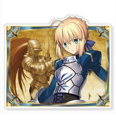 Fate/Grand Order アルトリア・ペンドラゴン セイバー トレーディングアクリルバッジ vol.1 Fate GO FGO アーサー王 Fate staynight
