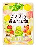 アサヒグループ食品 ふんわり香茶のど飴 84g×6袋
