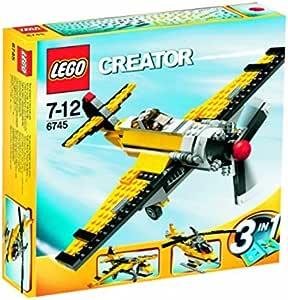 レゴ (LEGO) クリエイター・プロペラパワー 6745