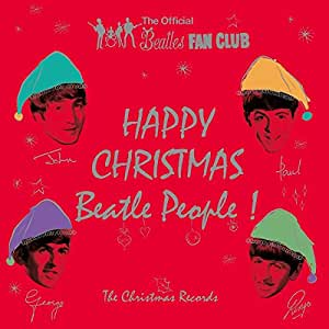 The Beatles Christmas Records [7 inch Analog]