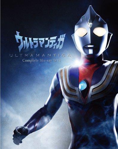 ウルトラマンティガ Complete Blu-ray BOX