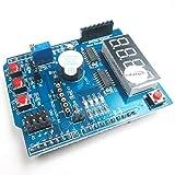 HiLetgo® UNO LENARDO MAGE2560 マルチ-ファンクション シールド プロトシールド Arduinoと互換