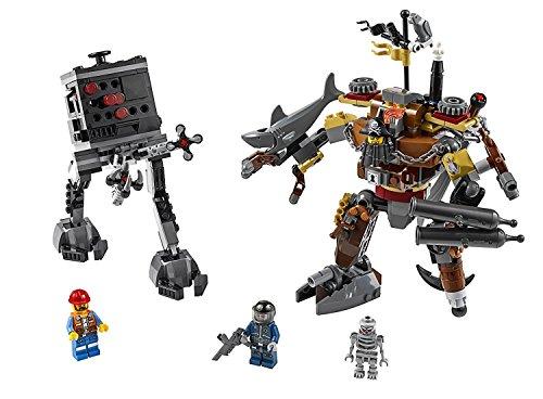 レゴ (LEGO) ムービー ロボヒゲの戦い 70807