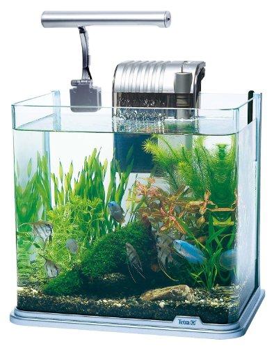 テトラ ラウンド グラスアクアリウム LEDライト付熱帯魚飼育セット RG-30TLE