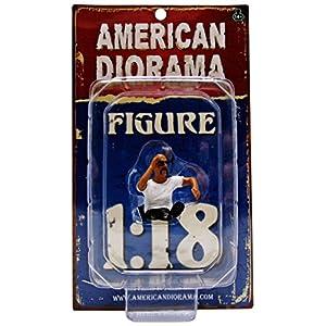 【American Diorama】アメリカンジオラマ【1:18 Hanging Out Figureシリーズ George】ジョージ