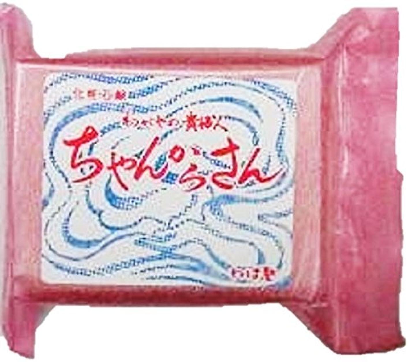 スティック地下室アクセスちゃんからさん 化粧石鹸 (95g)