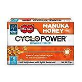 MANUKA HEALTH マヌカヘルス マヌカハニーサプリメント サイクロパワー マヌカハニー MGO400+ チュアブルタブレット 24g