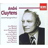 Andre Cluytens Accompagnateur