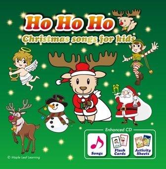 ホホホ!  キッズ クリスマス ソング CD 【英語ソング】...