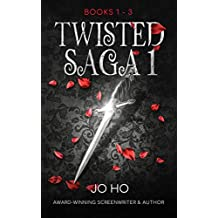 Twisted Saga Collection 1: Twisted Books 1 - 3