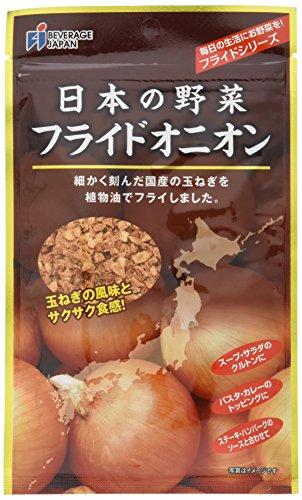 ビバレ・ジャパン 日本の野菜フライドオニオン 23g×5袋