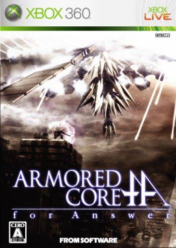 アーマード コア フォーアンサー Xbox360