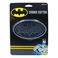 ICUP DC Batman Logo Cookie Cutter by ICUP