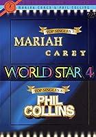 マライア・キャリー & フィル・コリンズ カラオケDVD  【ネイティブの歌うお手本ヴォーカルで本物の発音で歌えるようになります!】