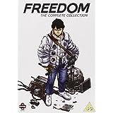 FREEDOM コンプリート DVD-BOX (全6話+特別編1話, 324分) フリーダム 大友克洋 アニメ [DVD] [Import] [PAL, 再生環境をご確認ください]