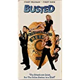 Busted [VHS] [Import]