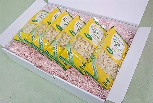 JAタウン 米粉パスタフジッリタイプ 6袋