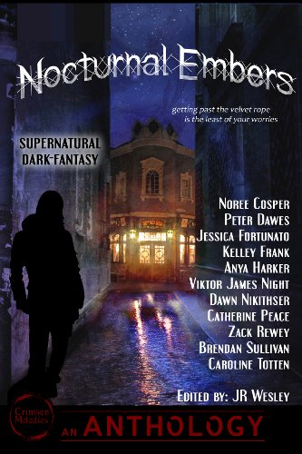 Nocturnal Embers: a Supernatural / Dark Fantasy Anthology (English Edition)
