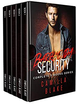 Barracuda Security: Complete 5-Part Series by [Blake, Camilla]