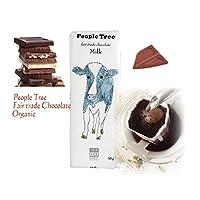 【ピープルツリー】フェアトレードチョコレート・ ミルク 50g