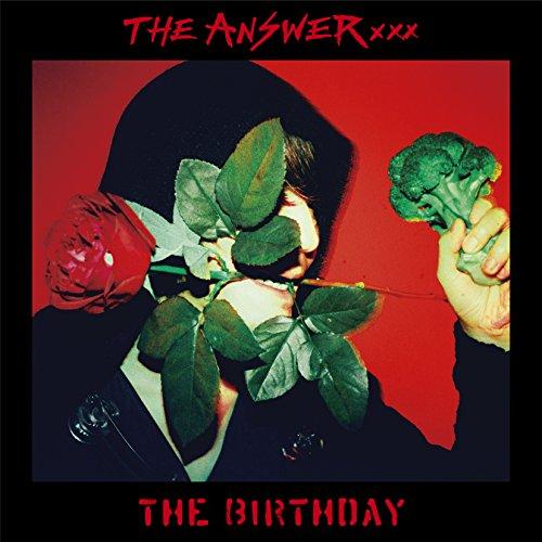 THE ANSWER(初回限定盤)(DVD付)