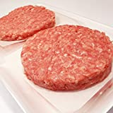 ハンバーガー用牛パティ【無添加】牛肉100% ビーフパティ 4枚(冷凍ハンバーガーパテ) 【販売元:The Meat Guy(ザ・ミートガイ)】