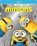 【Amazon.co.jp限定】ミニオンズ スチール・ブック仕様ブルーレイ+DVDセット [Blu-ray]