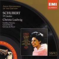 15 Lieder - Ludwig, Parsons
