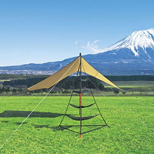UNIFLAME(ユニフレーム) キャンプ用品 REVOラック 681503