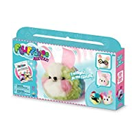 The Orb Factory Fluffables Gumdrop Motion Arts and Crafts (17 Piece) Green/Blue/Purple/White/Pink 11.75 x 2 x 6 [並行輸入品]