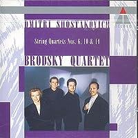 String Quartets 6, 10 & ,14